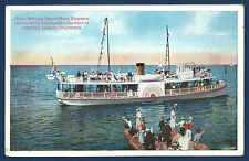 Glass Bottom Boat EMPEROR at Catalina Islands, California