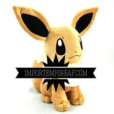 POKEMON EEVEE PELUCHE 35 CM BIG huge plush doll 133 volpe vaporeon XD x y fox