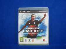 ps3 INTERNATIONAL CRICKET 2010 English Language Playstation 3