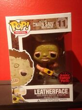Rare! The Texas Chainsaw Massacre Leatherface Bloody Chase Exclusive Funko Pop