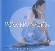 Music for Body & Soul - Power Yoga (OVP)