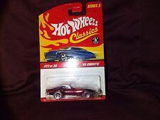 Hot Wheels Classics series 3 #22 69 Corvette