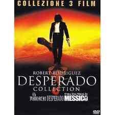 Dvd DESPERADO / EL MARIACHI / C'ERA UNA VOLTA IN MESSICO - (3 Dischi) .....NUOVO