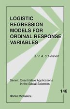 Logistic Regression Models for Ordinal Response Variables 146 by Ann A....