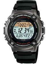Casio WS200H-1A Men's Tough Solar 120 Lap Memory Sports Training Digital Watch