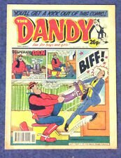 COMIC, DANDY, 16th  MARCH 1991, ISSUE No. 2573
