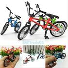 Hot Tech Deck Finger Bike Bicycle+ Finger Board Boy Kid Children Wheel BMX Toy S