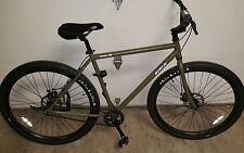 Biria Tanto Disc 29er single speed  bmx mountain bike