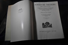 FURNITURE TREASURY (Mostly of American Origin) by Wallace Nutting (vintage 1954)