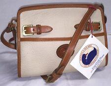 Vintage Dooney & Bourke~Bone~Buckle Stachel Handbag/Shoulder Bag/Purse