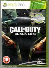 Call of Duty Black Ops   CLASSICS   'New & Sealed' *XBOX 360*