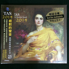 The Absolute Sound TAS 2014 CD NEW Stockfisch