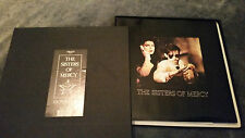 Sisters Of Mercy - Dominion - 1 LP Box, limited Edition/Poster, New Wave, Gothic
