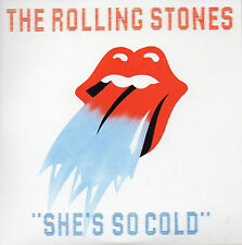 ★☆★ CD Single The ROLLING STONES She's so cold 2-track CARD SLEEVE  ★☆★