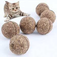 Good Nature Cat Mint Ball Play Toys Ball Coated with Catnip & Bell Toy For Pets