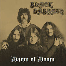BLACK SABBATH – 'DAWN OF DOOM' DUMFRIES, SCOTLAND 1969 OZZY OSBOURNE TONY IOMMI