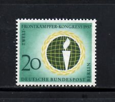(Ref-9565) Berlin 1957 7th Congress of World War Veterans SG.B173 Mint MNH