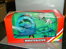 Britains farm 9547 hose drum irrigator  Boxed mint Condition never removed