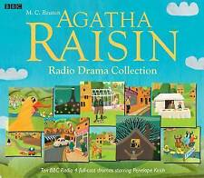 The Agatha Raisin Radio Drama Collection: M. C. Beaton (CD-Audio, 2011) 10CD BBC