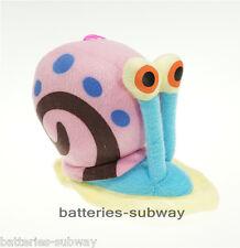 "6"" 15cm New Spongebob Squarepants Gary the Snail  Soft Stuffed Plush Doll Toy"