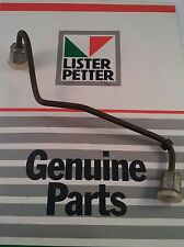 Lister Petter Fuel Injection Pipe 294584 ACE34 for AC1 & some AC1W AC1WM Mini 6