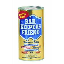 3pk Bar Keepers Friend Cleaner Polish Scouring Powder Cleanser Stainless Steel