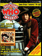 THE  DOCTOR WHO MAGAZINE DVD ROM COLLECTION -VOLUME 1 / 1-175