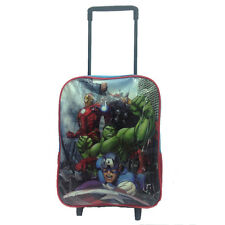 AVENGERS trolley asilo con frontal plastificado