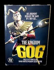 DC Gog Statue Limited Edition Kingdom Come Alex Ross DC Comics New from 1998