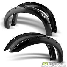 1999-2007 Ford F-250 F-350 Super Duty Bolt-On Rivet Style Fender Flares 99-07