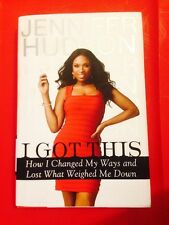 Jennifer Hudson~I Got This~How I Changed My Ways~Book~American Idol ~Dream Girls