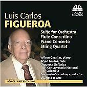 Guerassim Voronkov Figueroa: Orchestral & Chamber Music [Cu CD
