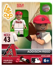 Addison Reed OYO Arizona Diamondbacks MLB Mini Figure NEW G3 RARE