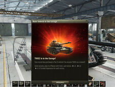 World of tanks, WOT EU, NA, ASIA, T95E2 American Reward tank. 14 days to get.
