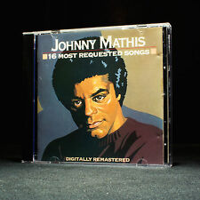 Johnny Mathis - 16 Más Requested Songs - música cd álbum