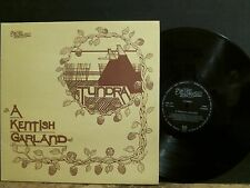 TUNDRA  A Kentish Garland  LP   Signed by Dough and Sue Hudson   NEAR-MINT !