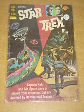 STAR TREK #37 G (2.0) GOLD KEY COMICS MAY 1976