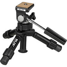 USD - Slik Mini-Pro V Tripod with 2-Way Pan / Tilt Head