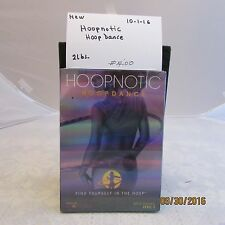 brand new Hoopnotic Hoop Dance Beginning Level 2 DVD-produced by hoopnotica 1001