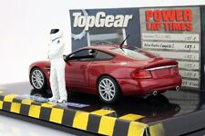 ASTON MARTIN VANQUISH S TOP GEAR RED METAL 2004 MINICHAMPS 519431372 1/43 RHD