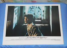 original SOMETHING WICKED THIS WAY COMES lobby card Jason Robards Jonathan Pryce