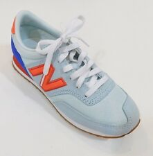 New Balance 620 for J Crew Sneakers Women's Light Blue Persimmon Size 5.5 NEW