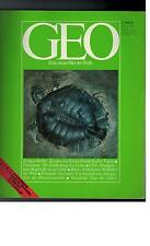 Geo - Das neue Bild der Erde Nr. 6 - 1981