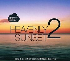 Heavenly Sunset vol.2 ((Shur-I-Kan Vocal, DJ memê Remix, House Mix) 2 CD NUOVO