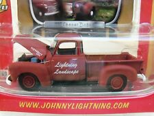 JOHNNY LIGHTNING - CLASSIC GOLD COLLECTION - (1950) '50 CHEVY 3100 PICKUP TRUCK