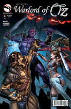 GRIMM FAIRY TALES GFT Warlord of Oz Issue #6 Cover C Qualano Ships Worldwide Zen