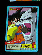 DRAGON BALL Z DBZ SUPER BATTLE POWER LE GRAND COMBAT CARDDASS CARD CARTE 605 FR