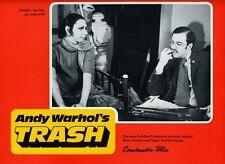 Andy Warhol's Trash ORIGINAL AH-Foto Joe Dallesandro