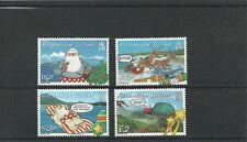 ASCENSION ISLAND-SG1020-1023-CHRISTMAS 2008 MNH