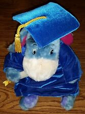 Eeyore Graduation Mortar Board/Diploma Stuffed Animal Winnie the Pooh Plush Toy